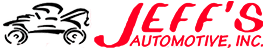 Jeff's Automotive logo
